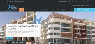 hani real estate seo services india best seo company india
