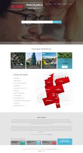 Homepage Design Trends 8 Examples Of Real Estate Web Design Trends In Action