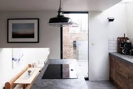 split level home interior modernist master adolf loos inspired this split level home