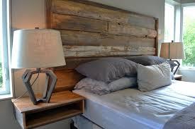 latest reclaimed wood headboard with reclaimed wood headboard diy