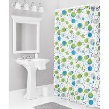 Shower Curtain Green Royal Blue And Green Curtain For Shower Useful Reviews Of Shower