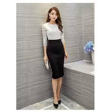 pencil skirts work office pencil skirts womens summer 2017 plus size midi skirt