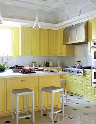 Yellow Kitchen Cabinet Lemon Yellow Kitchen Cabinets Yellow Kitchen Cabinets Kitchen