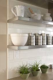 How To Install A Backsplash In The Kitchen 4 Easy Ways To Finish Tile Edges