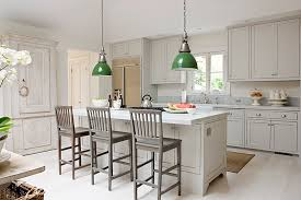 Light Gray Kitchen Cabinets Design Ideas - Light colored kitchen cabinets