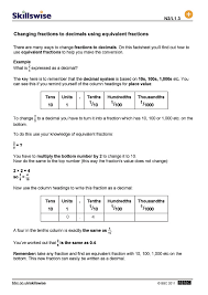 ma18comp l1 f fractions to decimals using equivalent fractions 560x792 jpg
