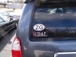 rainbow glitter car custom oval stickers u0026 decals car stickers