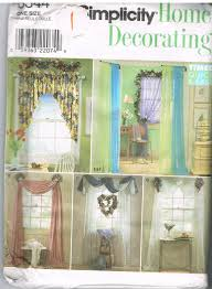 100 simplicity home decor patterns home decorating sewing