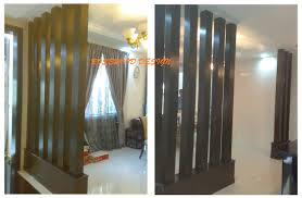 beautiful living room dividers partitions for hall kitchen