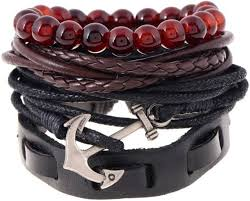 man wrist bracelet images Wrist bands for men buy mens wrist bands online at best prices jpeg