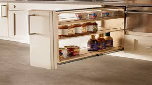 pull out spice rack riveting spice racks for kitchen also kitchen