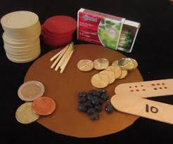 great ideas for game tokens and counters around the world in