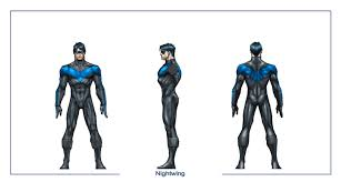 Halloween Costumes Nightwing Buy Nightwing Costume Nightwing Halloween Costumes
