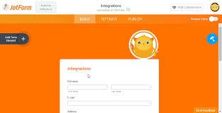 Spreadsheet Integration Spreadsheet Integration Is Not Working Jotform