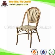 Wicker Bistro Chairs Sp Oc429 Outdoor Terrace Cafe Bistro Rattan Chair