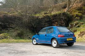 buy a peugeot peugeot 106 rallye buying guide evo