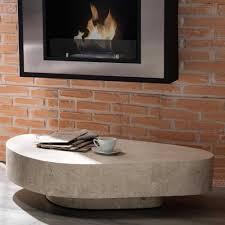 couchtische in betonoptik wohnzimmer couchtisch onanyo in creme aus stein wohnen de