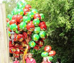 lightwater valley review little bird goes to his first theme park