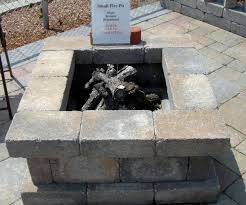 Block Firepit Great Pit Diy Circle Bench Around Your Garden Pallet Projects