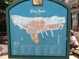 Puerto Rico Beaches Map by Old San Juan Puerto Rico Shore Excursionexcursionstoday Com