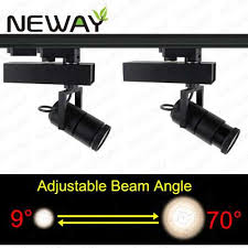 led ceiling track lights 25w ip44 museum focusable led track lights ceiling track lights 4
