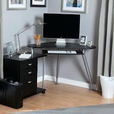 small black computer desk glass corner desks small top desk homebase black computer