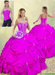fuchsia quinceanera dresses fashionable sweetheart beading quinceanera dresses in fuchsia