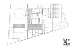 gallery of forment house mano de santo 18