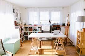 hip and modern mobile home desk setup desks and house tours