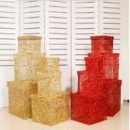 Christmas Window Ribbon Decorations by Christmas Window Box Decorations Online Christmas Window Box