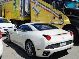 Ferrari California 2010 - white ferrari california by partywave on deviantart