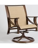 amazing deal on chairs niles park sling patio swivel rocker 2