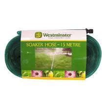westminster soaker hose 15m the warehouse