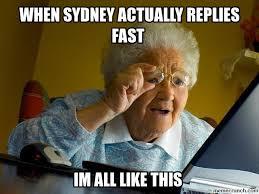 Sydney Meme - image jpg