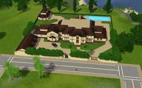 Halliwell Manor Floor Plans by Sims 3 Floor Plans Valine