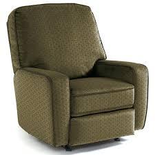 bright good looking modern leather swivel recliner chair rocker