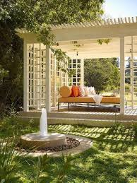 Garden Trellis Design Garden Trellis Support Plants Reach Their Potential Designrulz