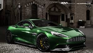 matte black aston martin aston martin am 310 vanquish on adv 1 wheels autoevolution