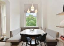 Cozy Height Of Banquette Seating Refined Simplicity 20 Banquette Ideas For Your Scandinavian