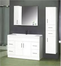 White Bathroom Vanity Ideas Narrow Bathroom Cabinet Ideas Bathroom Cabinets Pinterest