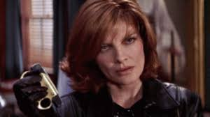 renee russo hair thomas crown affair ill kill you rene russo gif find share on giphy