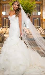 wedding dresses used lazaro 3201 4 300 size 6 used wedding dresses