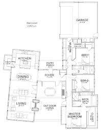 the alexander floor plan point zero high performance homes