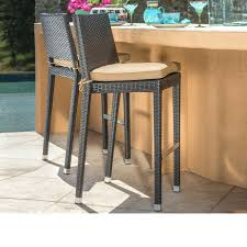 bar stools outdoor wicker bar stools design outdoor wicker bar