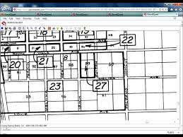 Utah Parcel Map by Reading A Parcel Map Youtube