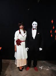 annabelle costume 2014 annabelle the doll billy the puppet joei me