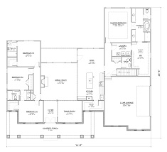 new design the greenhill model ndi the greenhill open concept floor plan with large master bedroom suite and three additional bedrooms