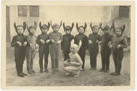 vintage masks creepy brandon arkell