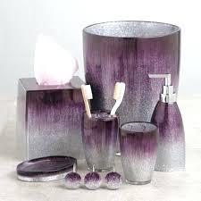 Plum Bath Rugs Purple Bathroom Accessories Bathrooms Plum Bath Sets Rug Set Dark