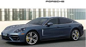 new porsche 2017 leaked this is the new porsche panamera according to